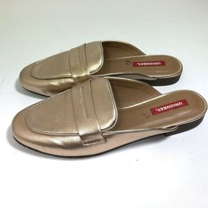 UnionBay 9 M slip on slides Flats Loafers Salinda